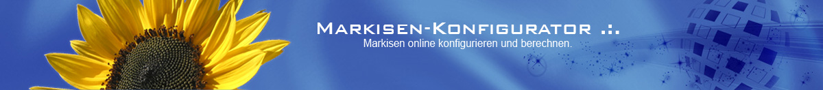 Markise Varisol W300 Wintergartenmarkise Online Konfigurator